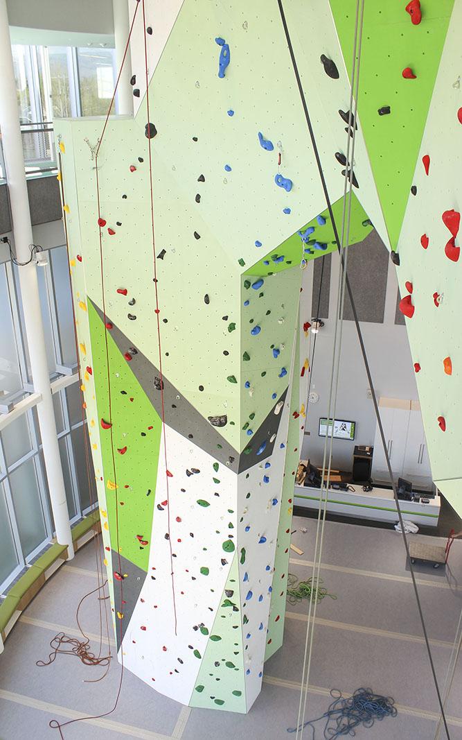 UVU Student Life & Wellness Center – Reaveley
